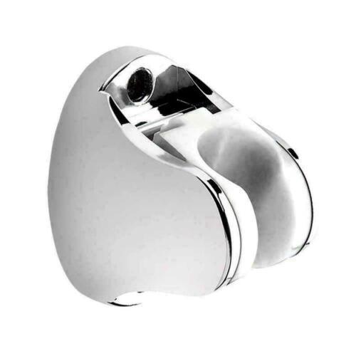 1pcs Adjustable Shower Head Holder Base Bath Shower Mounted Bracket Nozzle F9Z9