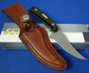 Schrade-Old-Timer-Sawcut-Delrin-Sharpfinger-Knife-New