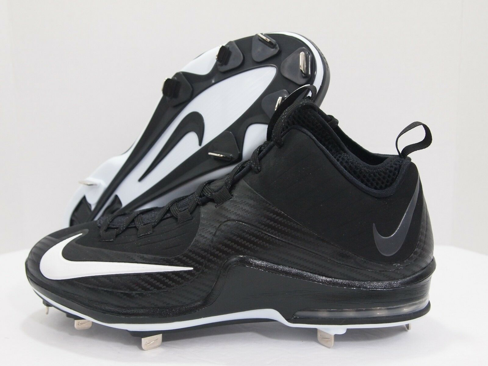Special limited time Nike Air Max MVP Elite 2  - SIZE 12.5 - Men's 3/4 Metal Baseball Cleats. Black