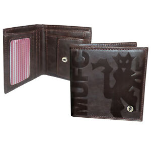Manchester-United-FC-Official-Football-Gift-Luxury-Brown-Faux-Leather-Wallet