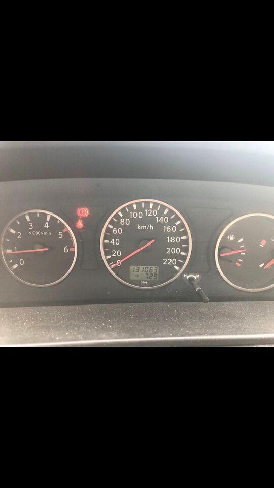 Nissan, X-Trail, 2,2 dCi Comfort 4x4