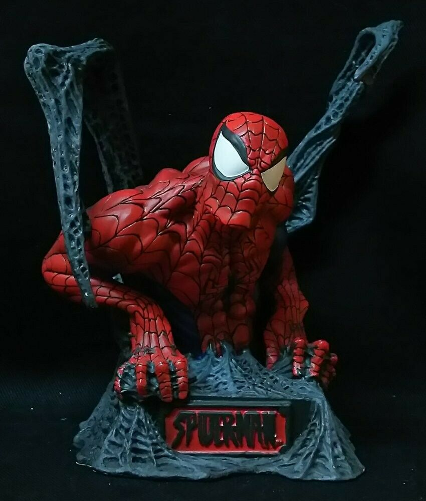 DIAMOND SELECT MARVEL AVENGERS  SPIDER-homme STATUE ORNAHommesT SPIDERhomme COLLECTIBLE  mieux acheter