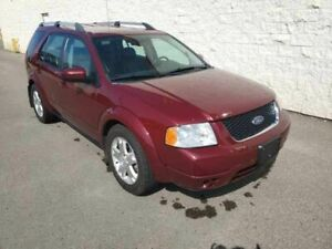 2005 Ford FreeStyle / Taurus X Limited Leather, Fog LightS
