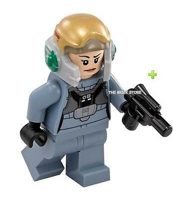 FAST NEW FREE GIFT LEGO STAR WARS A-WING PILOT FIGURE BESTPRICE