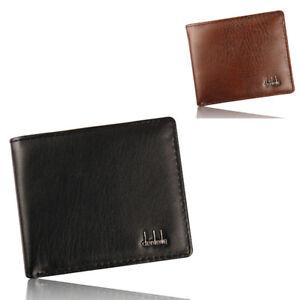 NE-FT-Top-Quality-Men-039-s-Bifold-Leather-Wallet-Credit-Card-Holder-Short-Purse