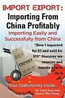 Import Export Importing from China Easily and Successfully by Mai Cheng (Paperback / softback, 2014)