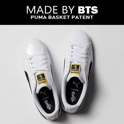 chaussure bts kpop puma