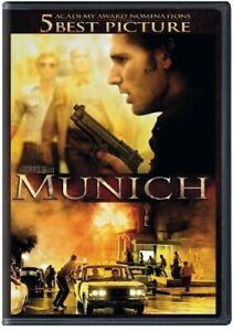 Munich (Widescreen Edition) DVD, Michael Lonsdale, Ayelet Zurer, Hanns Zischler,