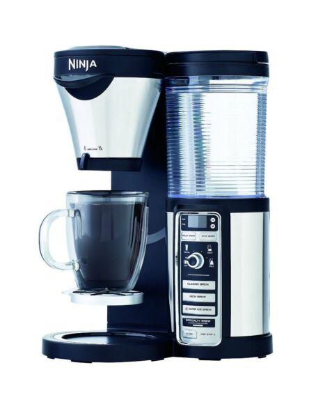 Ninja CF085 Coffee Maker with Stainless Steel Carafe ...