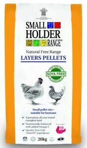 Allen Page Poultry Layers Pellets/Crumble 5kg/20kg