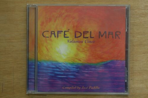 1 of 1 - Café Del Mar - Volumen Cinco  (C222)