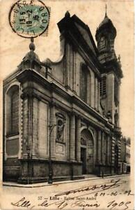 CPA-LILLE-Eglise-Saint-Andre-663409