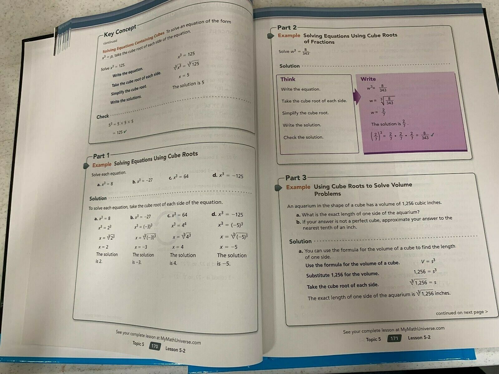 Digits Accelerated Grade 7 Answer Key