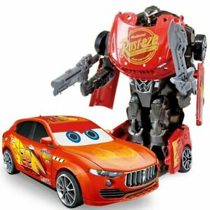 Transformation Transformer Classic Robot Cars Toys Children Kids Toy Xmas Gift