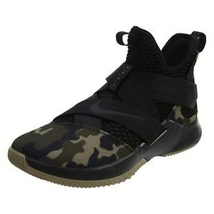 newest 3acaa 66f29 Image is loading NIKE-Men-039-s-Zoom-Lebron-Soldier-XII-