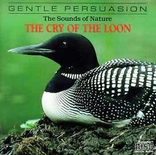 Sounds of Nature Cry of the Loon CD