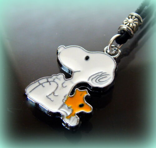 "WOODSTOCK and SNOOPY the Dog /""Peanuts/"" PENDANT Necklace Jewelry the Bird"
