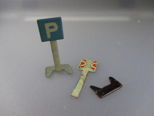 Blech Verkehrsschilder  (PK)