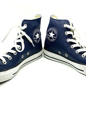 navy converse womens size 5
