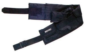 SEAC Taschenbleigur<wbr/>t mit Bleitaschen - verschiedene Größen