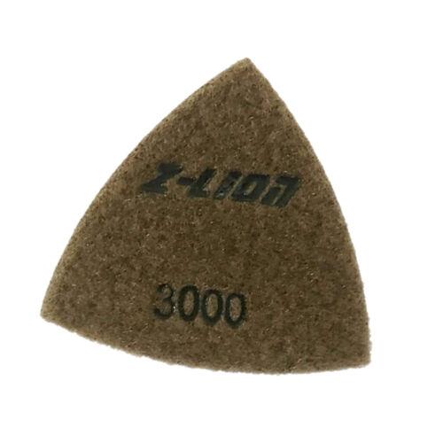 zum schleifen Diamant Handschleifpad Schleifstein Granit Marmor Stein