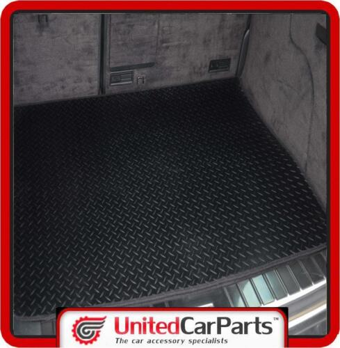 Genuine United Car Parts Skoda Fabia Tailored Boot Mat 2007 To 2015 2952