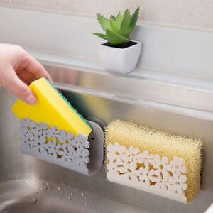 Kitchen-Suction-Sponge-Holder-Clip-Rag-Storage-Rack-Sponge-Rack-Dish-Cloth-Rack
