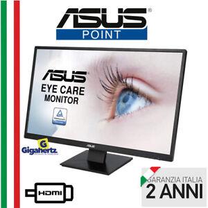 Monitor-Asus-27-039-039-VA279-FULL-HD-1080-HDMI-VGA-LED-GARANZIA-ITALIA-ASUS-FATTURA
