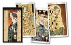 Golden Tarot of Klimt Cards by Lo Scarabeo Hardcover Book Spanish Shi