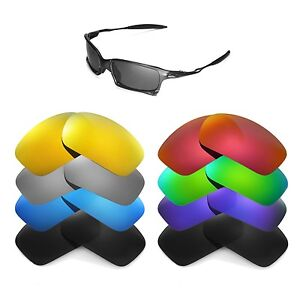 2a33e54aed4 Image is loading Walleva-Replacement-Lenses-for-Oakley-X-Squared-Sunglasses-