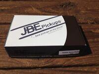 Jbe R4000 Bass Pickup Set Rickenbacker 4003 / 4001 (formerly Joe Barden)