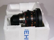 Optar 9.5mm f1.2/T1.3 #0920919 S16 in PL-mount Luma Tech Illumina Brand NEW lens
