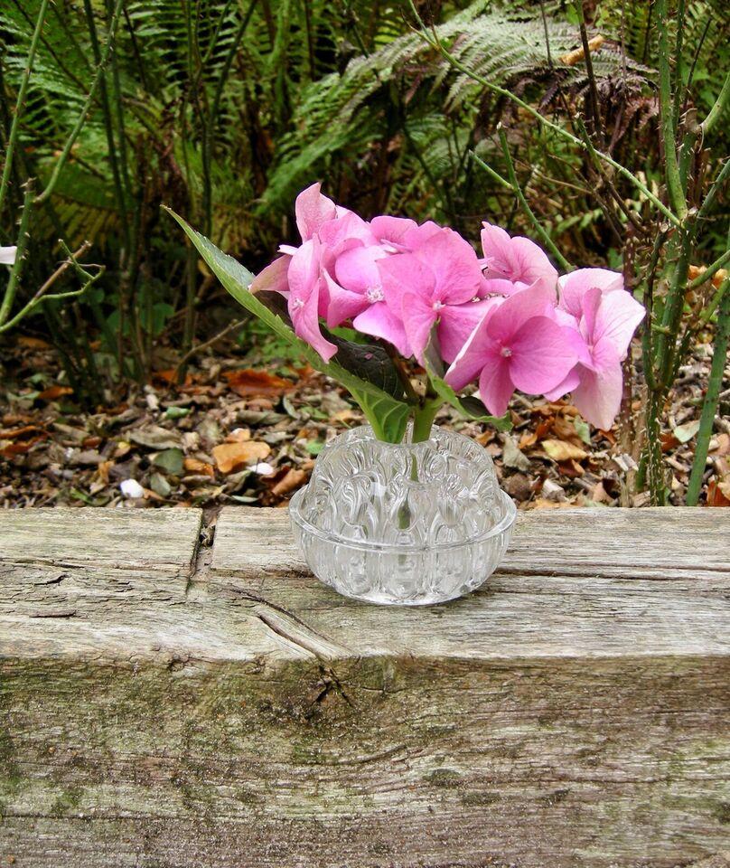 Glas, #Blomsterindsats #Vaseindsats #Hulvase , #Made in