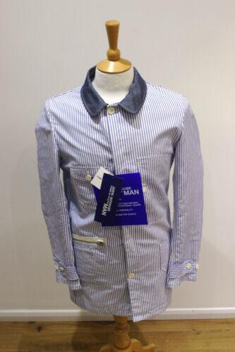 Des Medium545 Watanabe Jacket Stripe Comme Junya Garcons Long dqRHwCx