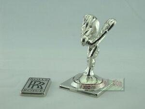 1-1-Scale-Rolls-Royce-Fabulous-hood-Ornament-Mascot-Silver-Metal-Model