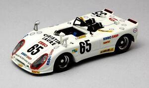 Porsche Flunder # 65 19ème 1974 1974 C. Poirot / J. Rondeau Modèle 1:43 Meilleurs modèles