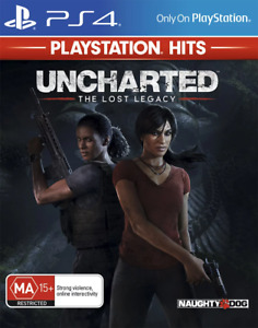 Uncharted The Lost Legacy Playstation Hits PS4 Game NEW