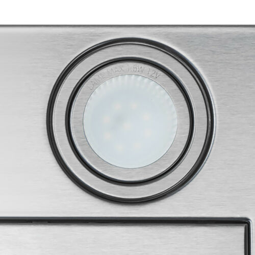 """30/"""" Stainless Steel Wall Mount Range Hood with Gas Sensor Remote Control Glass"""
