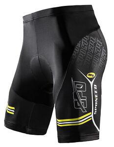 Men/'s Cycling Bib Shorts Gel Pad Man Outdoor Riding Bicycle Short Pants MTB Wear