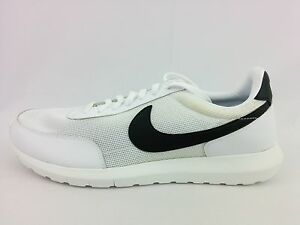 97eb4351d6b06 NIKE ROSHE DAYBREAK NM SZ 15 WHITE BLACK SUMMIT LD-1000 826666 100 ...