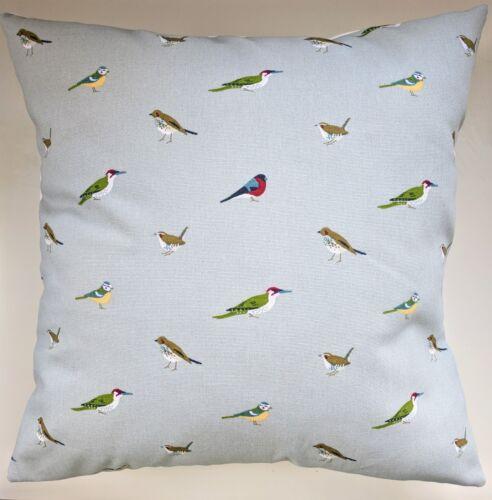 "Cushion Cover in Sophie Allport Garden Bird 14/"" 16/"" 18/"" 20/"" 22/"" 24/"""