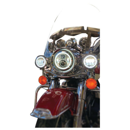 LED Headlight For Honda CB650 750 900 GL1000 GL1100 /& MORE Lamp #M52 Notes