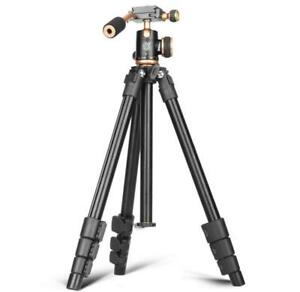 QZSD Q160S Camera Video Phone Stand Tripod Photo Photography For SonyDSLR Camera