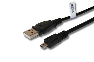 Original VHBW ® USB cable de datos para Nikon d610
