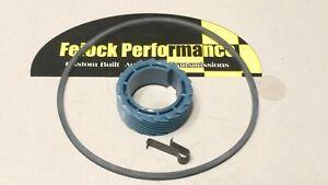 Blue Hose /& Stainless Gold Banjos Pro Braking PBK2741-BLU-GOL Front//Rear Braided Brake Line