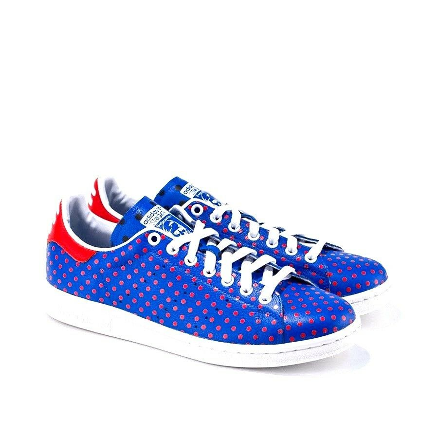 50%OFF ADIDAS B25400 PW STAN SMITH SPD Mn s (M) Blue Red White ... a8183b229