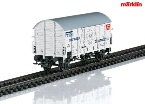 "Märklin 48831 Gedeckter Güterwagen /""Frico/"" NS + NEU in OVP"