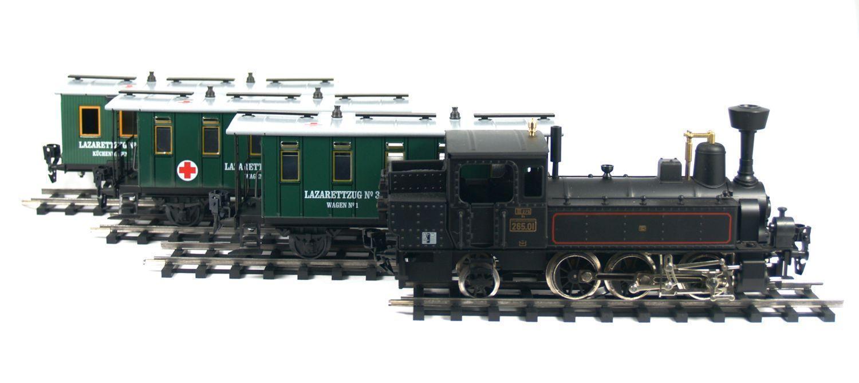 3540 Coffret 1ere Guerre Mondiale ETS Train ech O 1 43