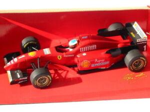 Min510961801 Par Minichamps Ferrari 412 T3 V10 1996 M. Schumacher 1:18