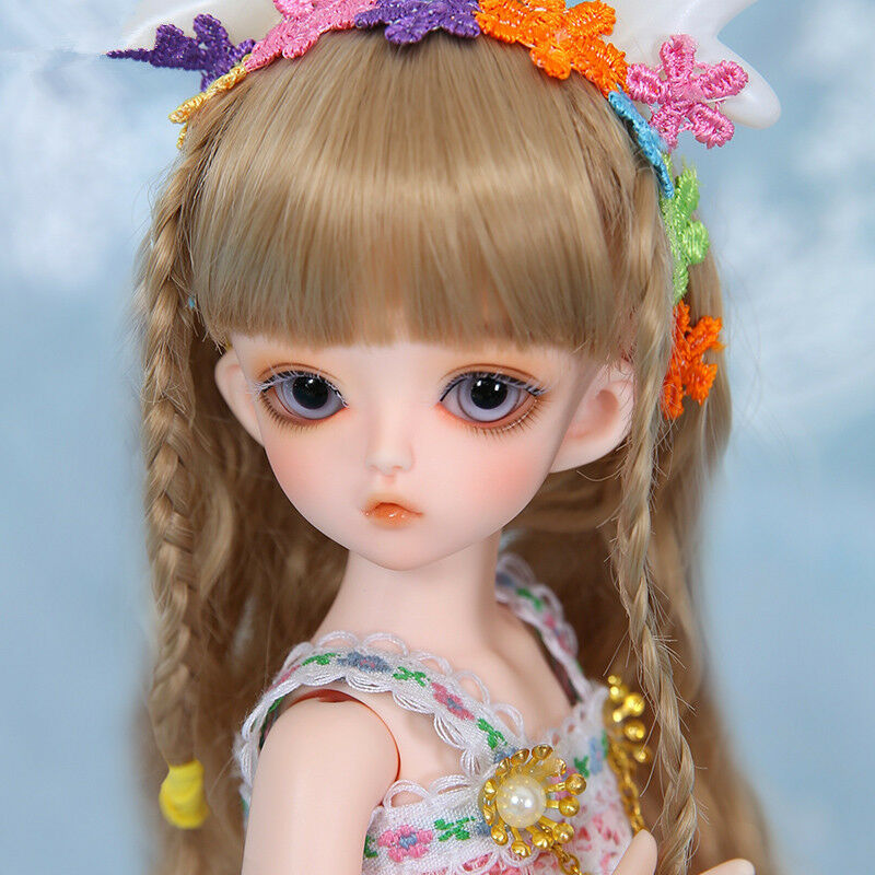 1 6 muñeca de BJD SD muñeca para Soom Winnie Dee-Gratis Cara Maquillaje + Ojos-versión humana